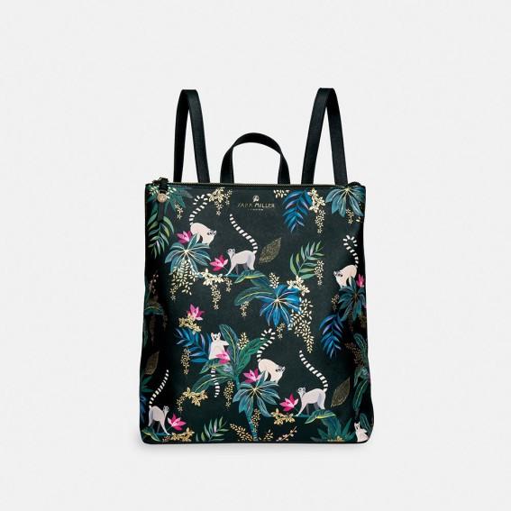Lemur Zip Top Backpack