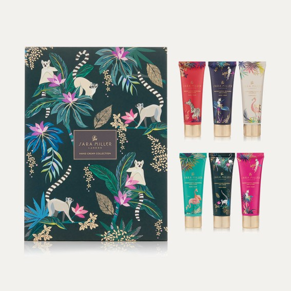 Tahiti Hand Cream Collection