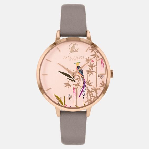 Tropical Bird Grey Watch