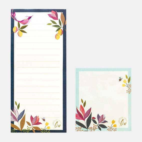 Orchard List Pad - Set of 2