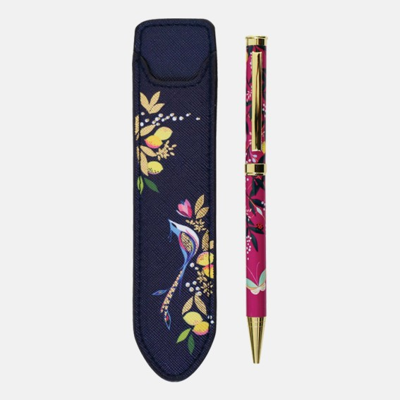 Orchard Pen & Pouch Set