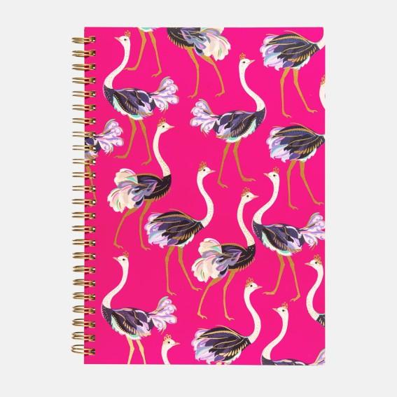 Ostrich A5 Notebook
