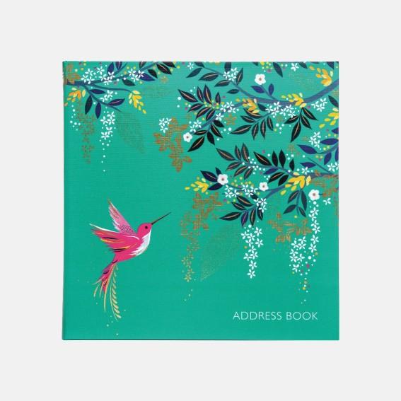 Hummingbird Address Book