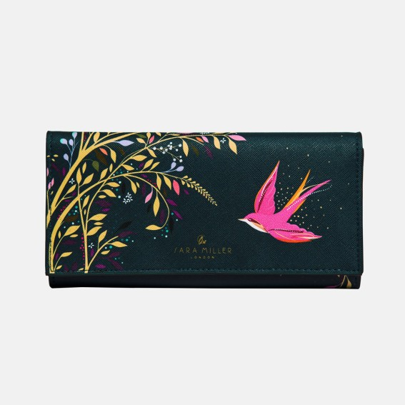 Swallow Travel Jewellery Pouch