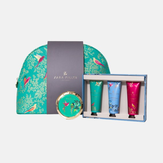 Green Birds Beauty Bundle