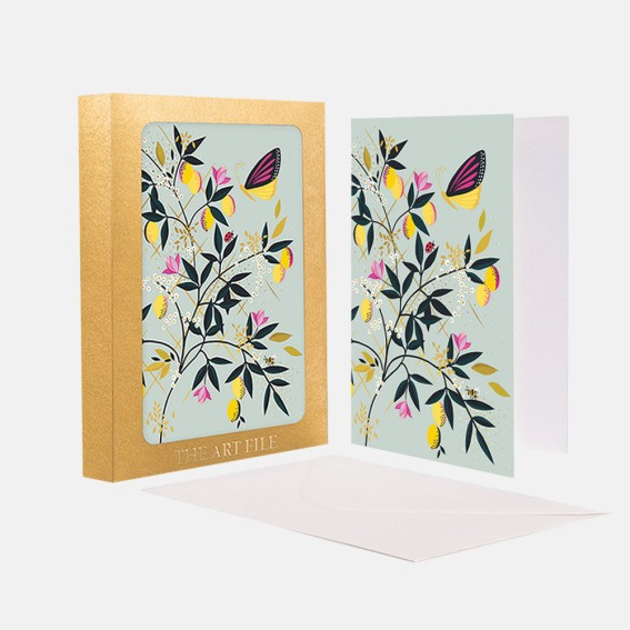 Orchard Notecard - Set of 10 Cards