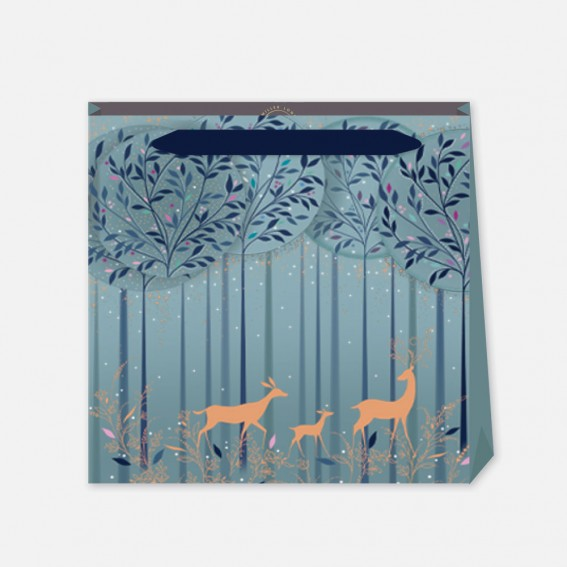 Magical Deer Medium Gift Bag