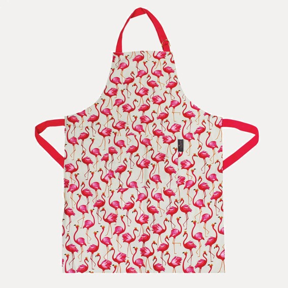 Flamingo Apron