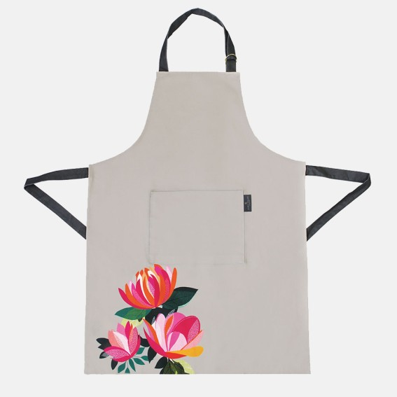 Peony Placement Apron
