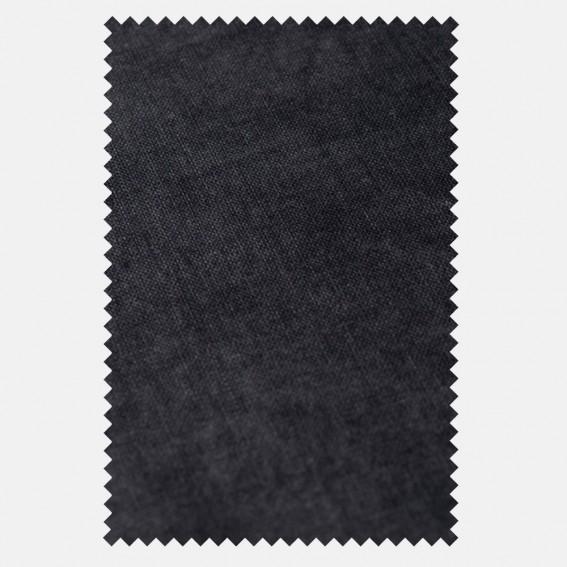 Saluzzo Black Fabric SAMPLE