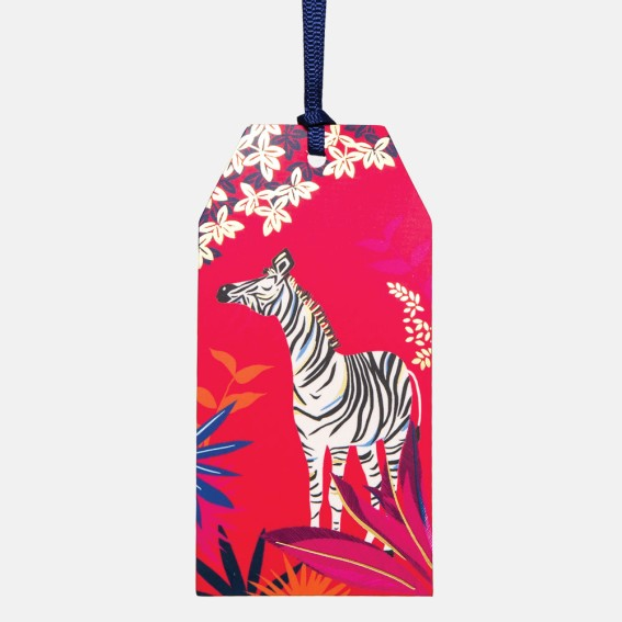 Zebra Gift Tags - Pack of 6