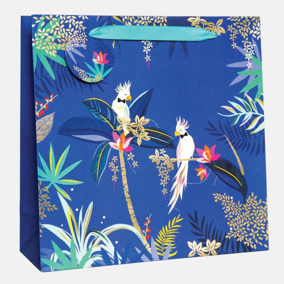 Cockatoo Large Gift Bag