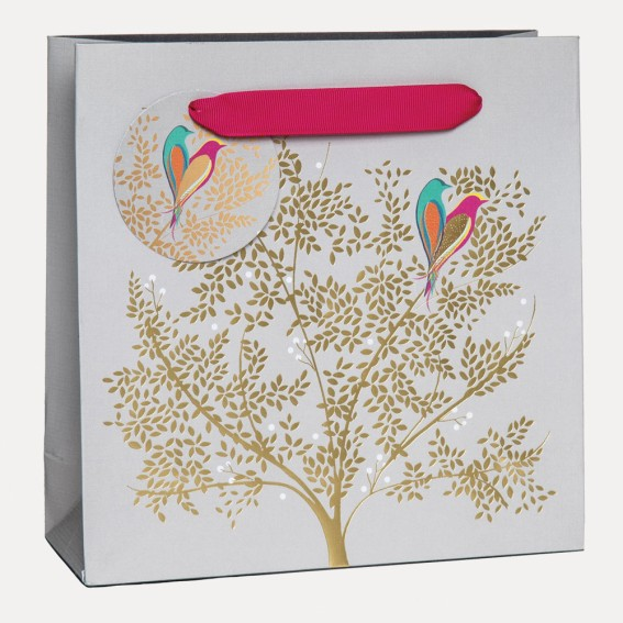 Lovebirds Medium Gift Bag