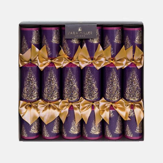 Christmas Tree Luxury Crackers