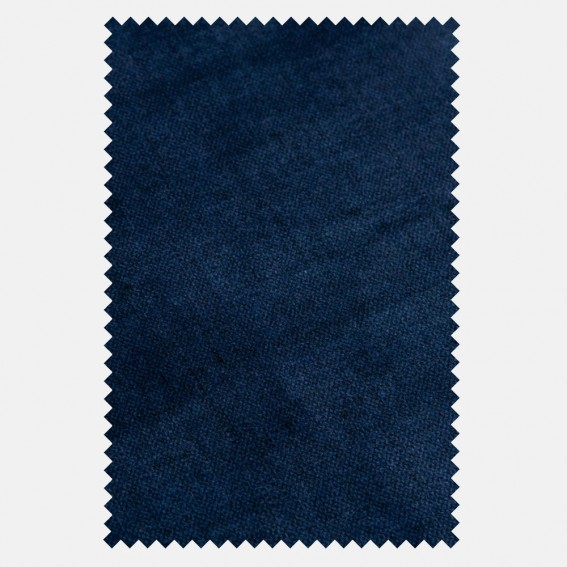 Saluzzo Navy Fabric SAMPLE