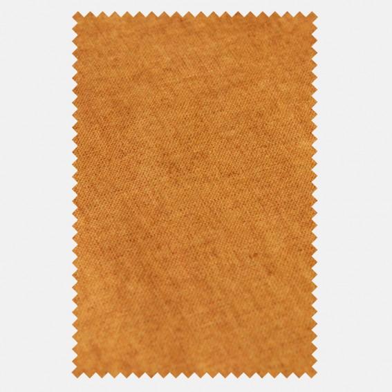 Saluzzo Ochre Fabric SAMPLE