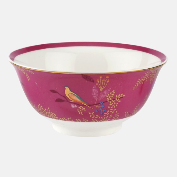 Pink Birds Candy Bowl