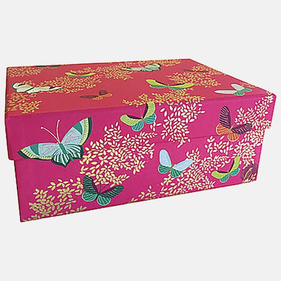 Butterflies Medium Gift Box