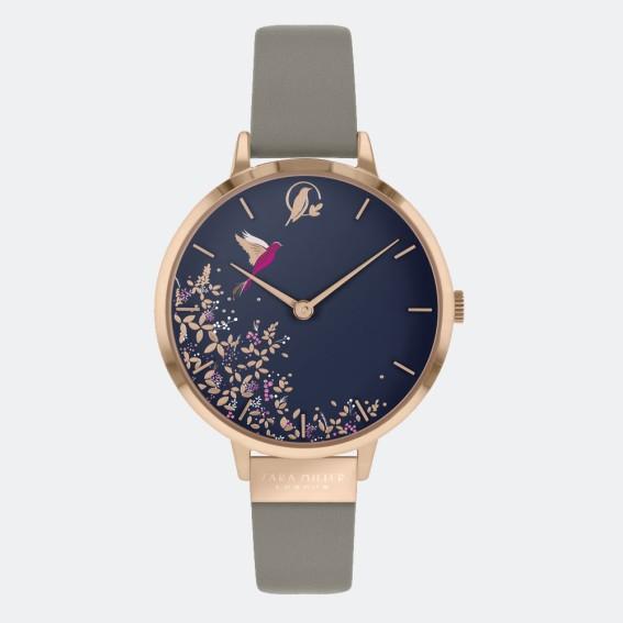 Navy Hummingbird Grey Watch