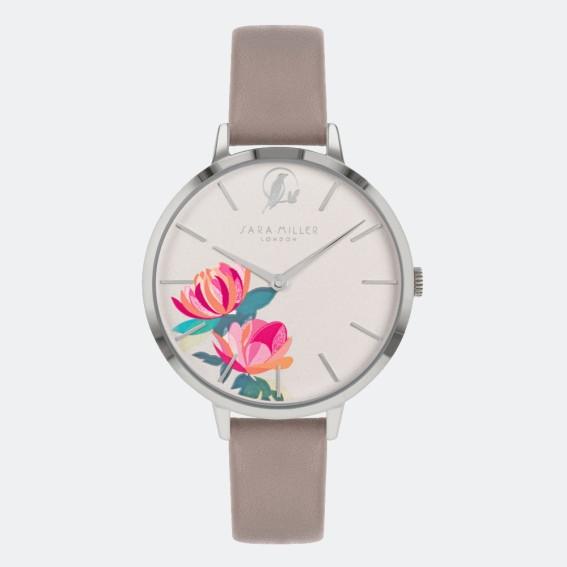 Peony Grey Watch