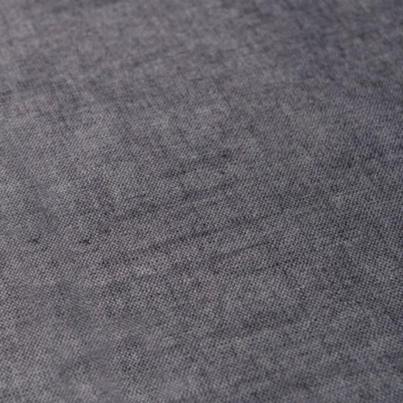 Saluzzo Smoke Fabric