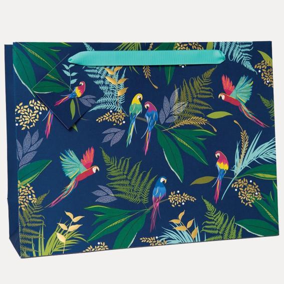 Parrot Large Gift Bag