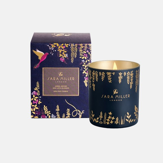 Amber, Orchid & Lotus Blossom Candle