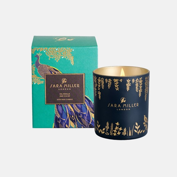 Fig, Vanilla & Cacao Candle