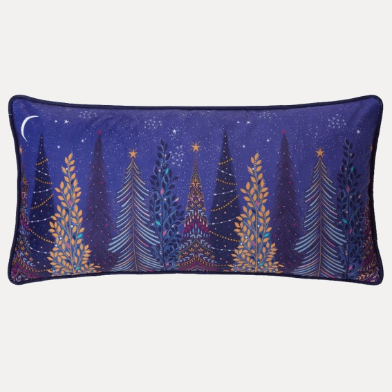 Winter Wonderland Feather Filled Cushion