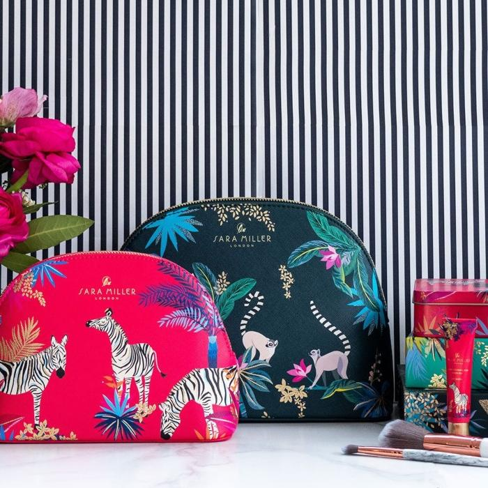 Makeup Bags and Essentials