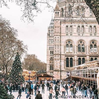 A Magical Christmas in London