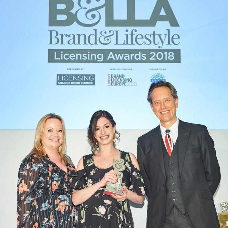 We won at the B&LLA awards