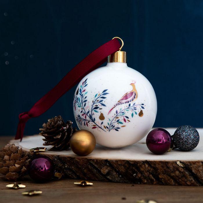 Sara Miller Unique Christmas Decorations