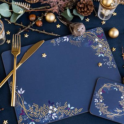 How to Style a Magical Christmas Table