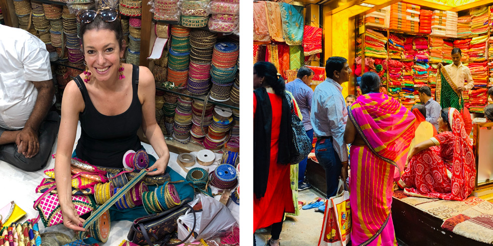 Bazaars in India