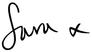 Sara Miller Signature